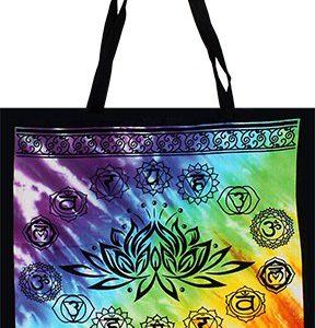 lotus flower bag