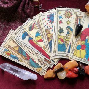 Tarot en Orakelkaarten