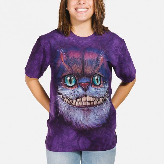 Big Face Cheshire Cat