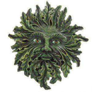 groene man