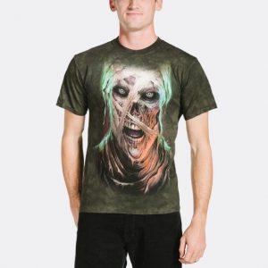 groen t shirt