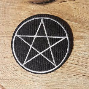 pentagram zwart